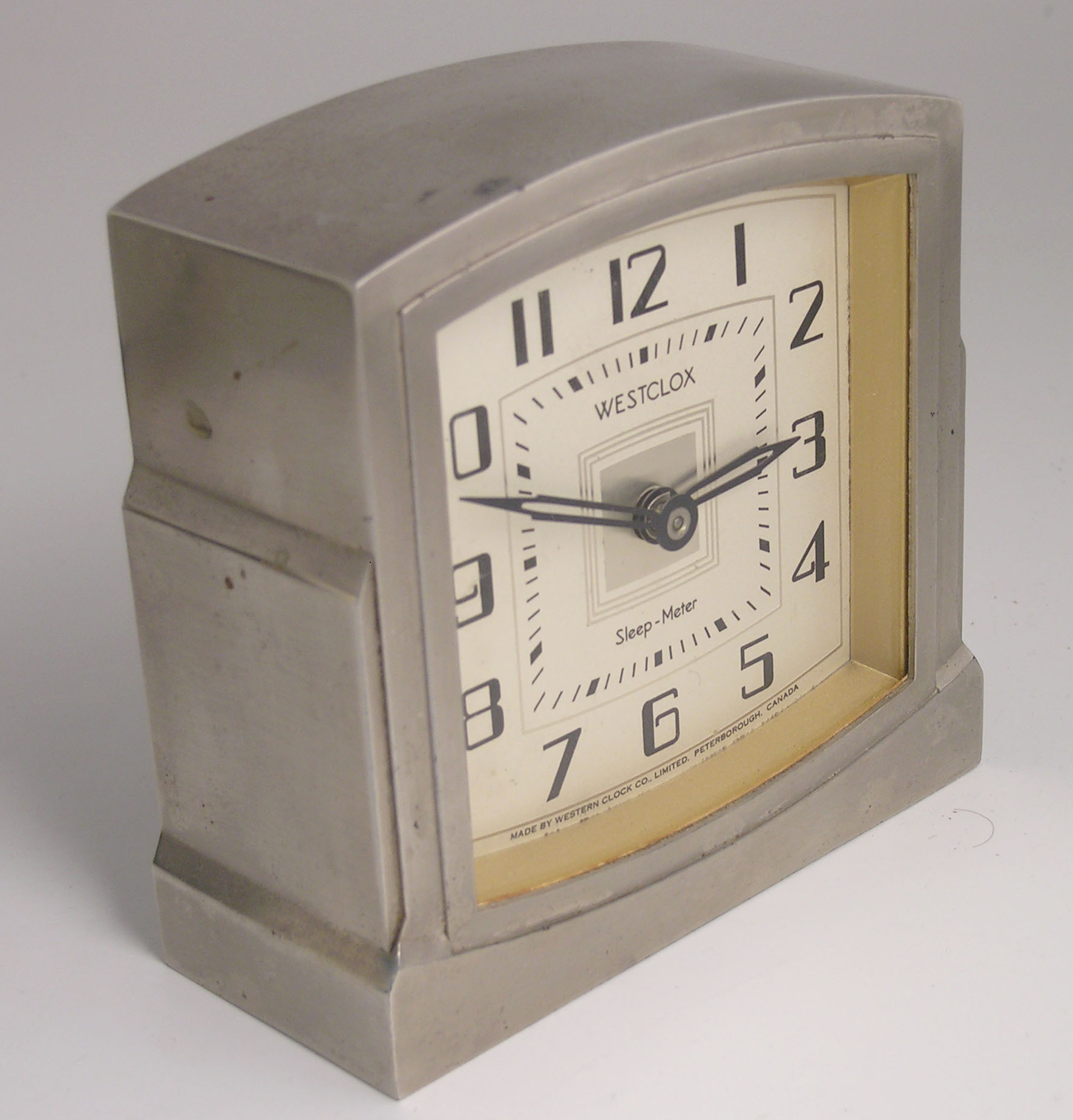 Vintage Alarm Clock sales on the web since 1996